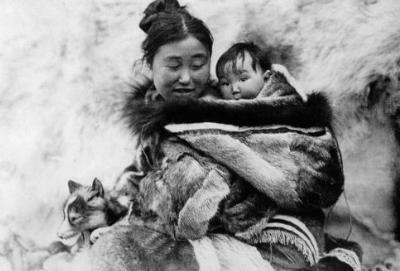 Imagen de Nanuk el esquimal
