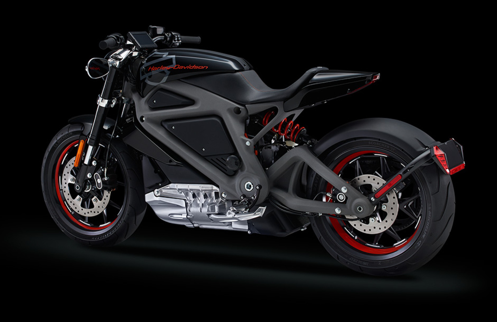 Foto de Harley-Davidson (5/11)