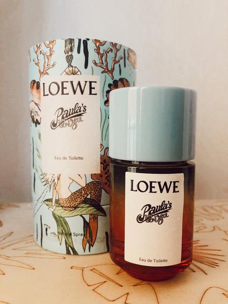 El nuevo perfume Paula's Ibiza de Loewe es la isla más cool hecha aroma (lo hemos probado)