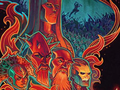 En Tyranny, el nuevo RPG de Obsidian Entertainment, el jugador es el ser más despiadado del mundo [GDC 2016]