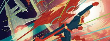 De Capitán a Capitana Marvel: guía para no perderse entre una decena de personajes e identidades