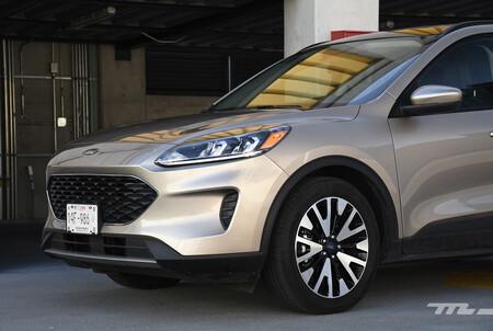 Ford Escape Hybrid Opiniones Mexico Prueba 7