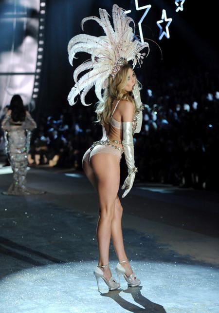 Doutzen Kroes Victorias Secret 2012 Silver Screen Angels