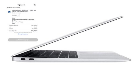 Macbook Air Cupon
