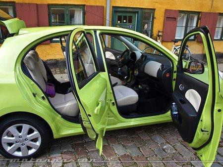 Presentación del nuevo Nissan Micra en Copenhague