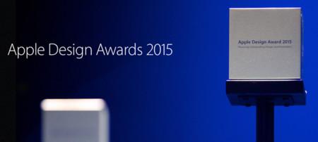 Apple Design Awards 2015: ya tenemos a los ganadores de este año