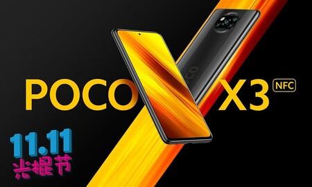 Adelántate al 11 del 11 y hazte con el Xiaomi Poco X3 NFC de 128 GB más barato que nunca: lo tienes en eBay por 211,65 euros con este cupón