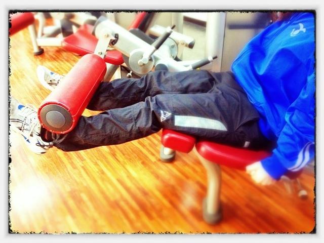 Extensión-pierna