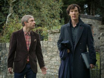 Por fin tenemos un trailer de la cuarta temporada de 'Sherlock', y es muy intenso