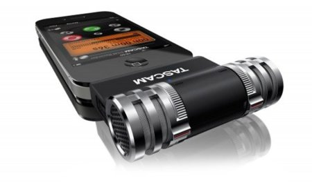 Tascam IM2, un micrófono para grabaciones avanzadas en dispositivos IOS