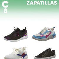 Chollos en tallas sueltas de zapatillas Skechers por menos de 30 euros en Amazon