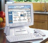 Internet, televisión y DVD mientras cocinas