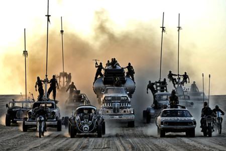 Los vehículos de la cuarta Mad Max