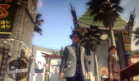 Cine Grauman en L.A. Noire