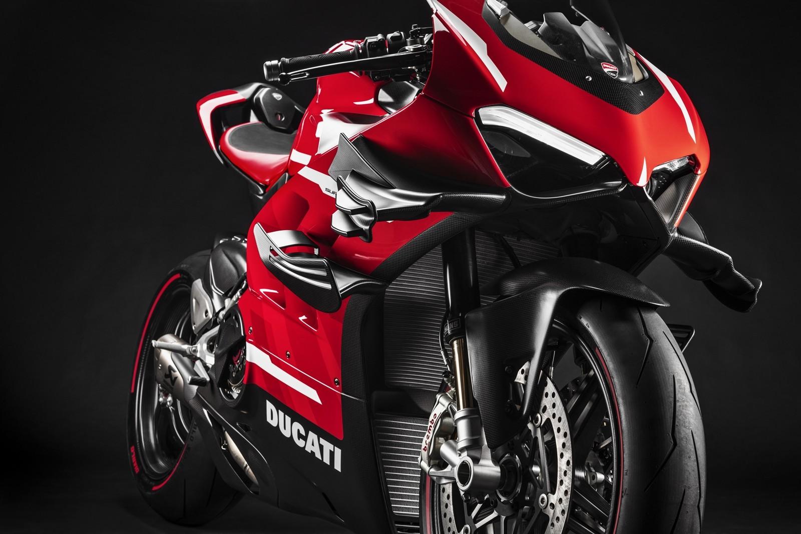 Foto de Ducati Panigale Superleggera V4 2020 (14/61)