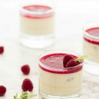 17 deliciosas recetas dulces en vasito para la cena de Nochevieja