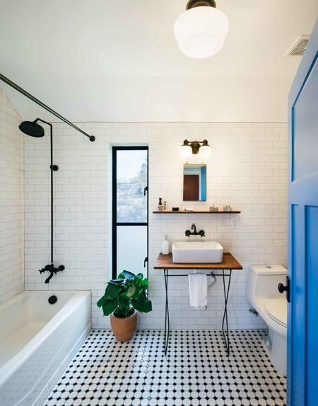 Tendencias en azulejos baños