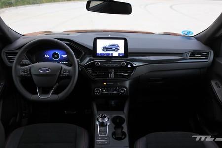 Ford Kuga 2020 Prueba 570