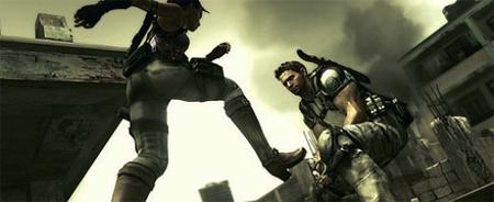 'Resident Evil 5': demo en el bazar japonés para el 5 de diciembre