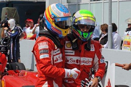 GP de Alemania 2010: Victoria de Fernando Alonso y doblete de Ferrari en durísima lucha con Sebastian Vettel