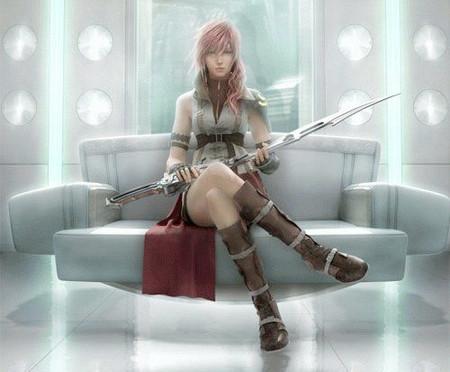 'Final Fantasy XIII' llegará a Europa el 9 de marzo