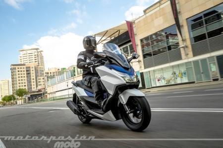 La Honda Forza 125 con dos años de garantía extra sin coste