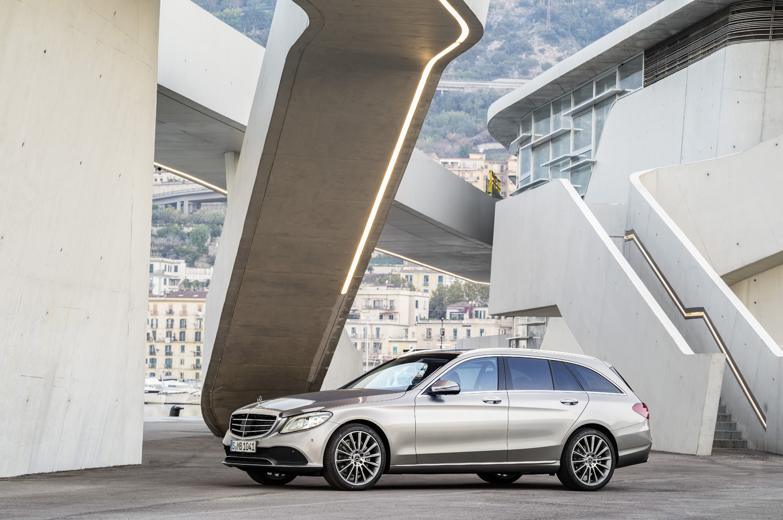 Foto de Mercedes-Benz Clase C 2018 (17/23)