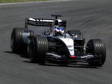 McLaren MP4-18, el monoplaza fantasma que nunca compitió