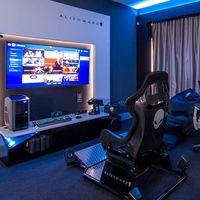 Hilton tiene una habitación dedicada al gaming, donde la noche cuesta más que una consola de videojuegos
