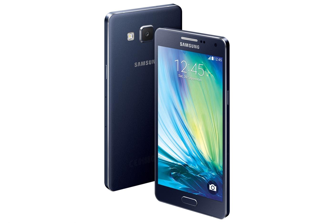 Foto de Samsung Galaxy A5 y Galaxy A3 (4/21)