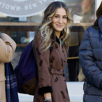 Sarah Jessica Parker comienza el rodaje de 'Divorce' con un look al más puro estilo Carrie Bradshaw