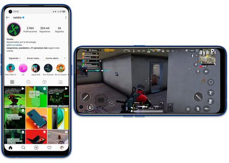 Realme 7 Pro 02 Interfaces