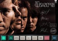 Soy el rey lagarto, yo parto y reparto... The Doors llegan a tu iPad con una aplicación exclusiva.