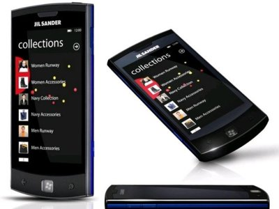 LG Jil Sander con Windows Phone 7 a la venta en Europa