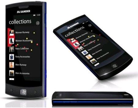 LG Jil Sander con Windows Phone 7 a la venta en Europa