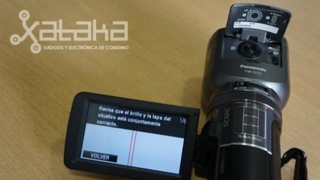 Panasonic X900 y pantalla 3D