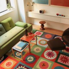 Foto 8 de 9 de la galería piso-retro-de-colores en Decoesfera