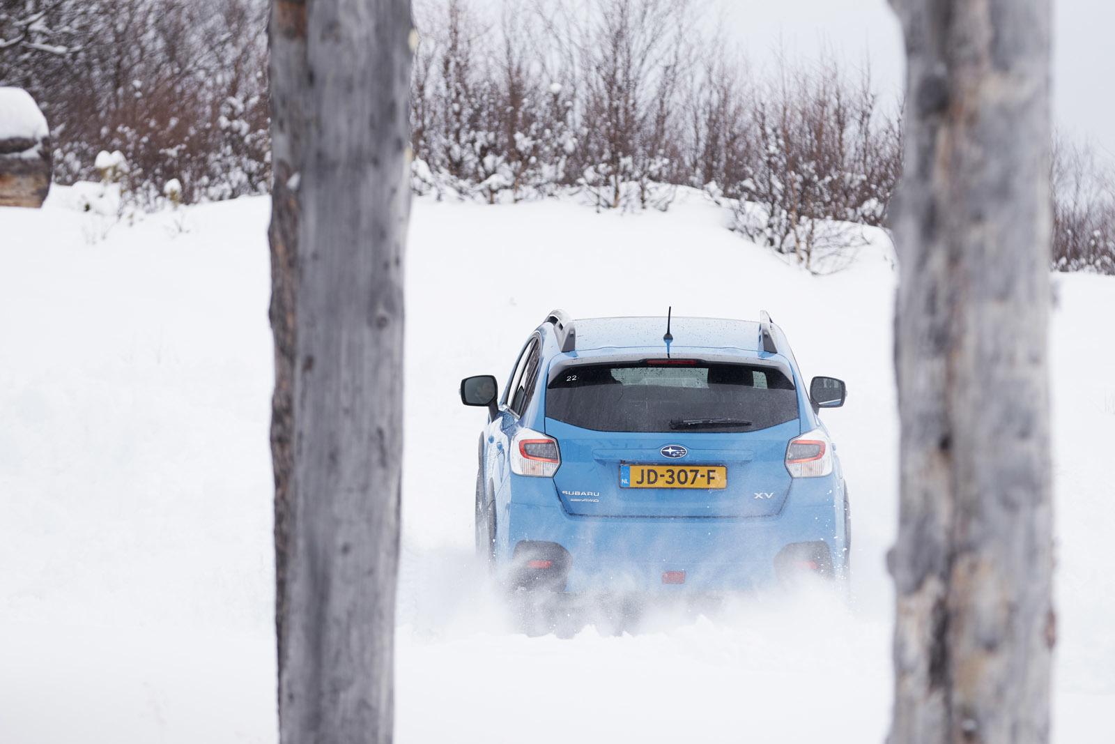 Foto de Subaru Snow Drive 2016 (123/137)