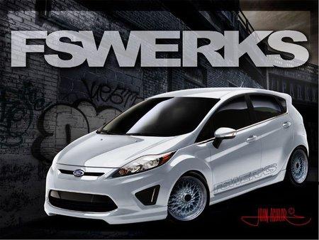 Ford Fiesta by FSWerks