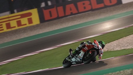 Laverty Sbk Catar