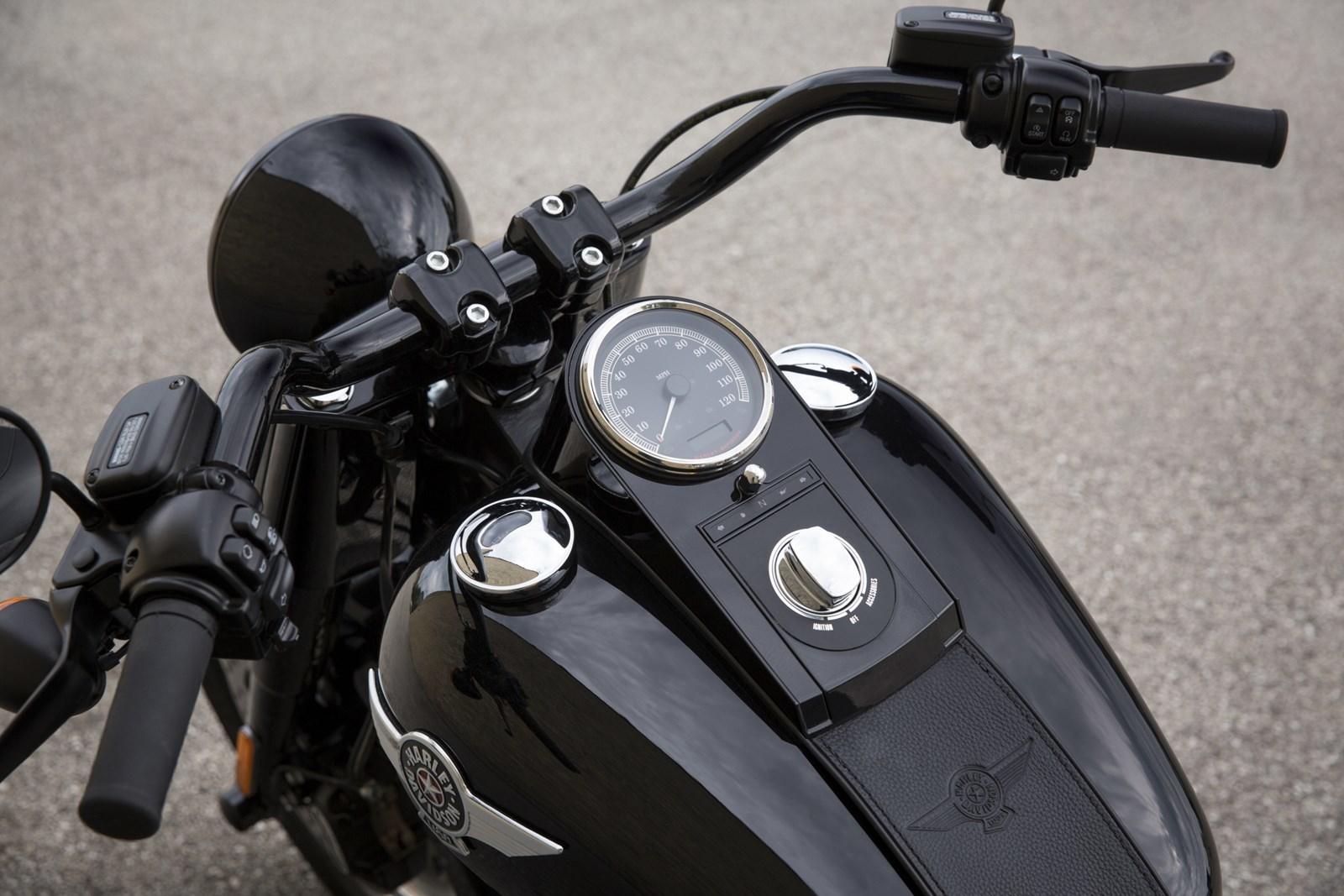 Foto de Gama Harley-Davidson 2016 (14/24)