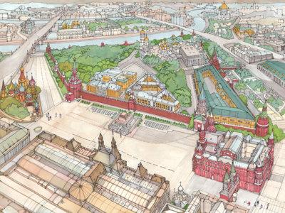 Paseo por la historia rusa en 5 edificios icónicos de la Plaza Roja de Moscú