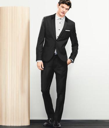 Un mismo traje: cuatro 'total looks' de fiesta diferentes