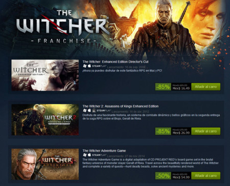 The Witcher Ofertas