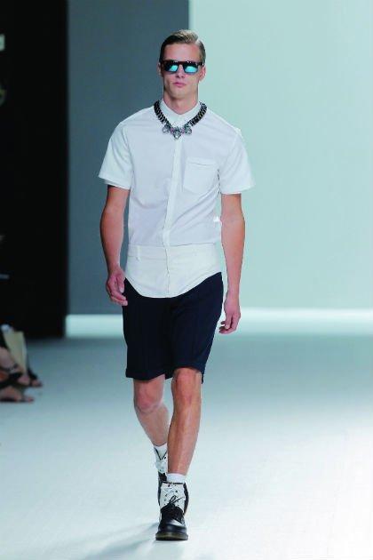 Davidelfin, Primavera-Verano 2013 en la Mercedes-Benz Fashion Week Madrid