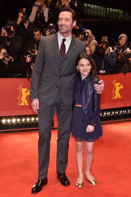 Hugh Jackman Logan Berlinale Premiere Wolverine