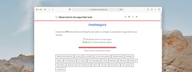 Almost 500 websites of Spanish public organizations analyzed and only 5 really safe: this is the project that asks for more security