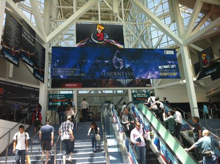 E3 2012, inside