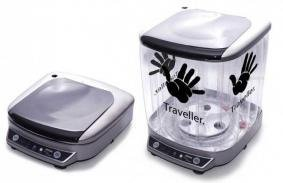 Lavadora portátil ideal para viajes