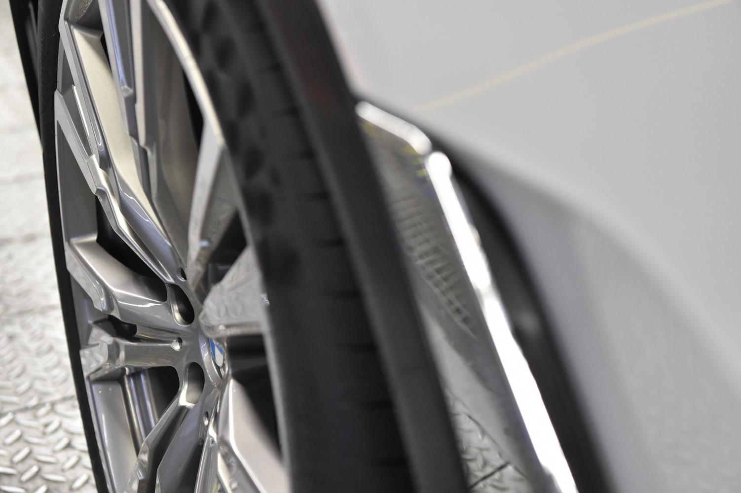 Foto de BMW X7, primeras unidades preserie (16/33)